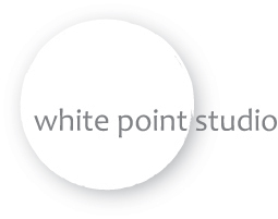 White Point Studio Logo - Link to Artist Statement